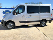 Renault Master 2018 SL28 BUSINESS DCI P/V QUICKSHIFT wheelchair & scooter accessible WAV 10