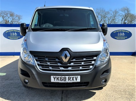 Renault Master 2018 SL28 BUSINESS DCI P/V QUICKSHIFT wheelchair & scooter accessible WAV 3