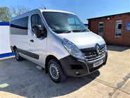 Renault Master 2018 SL28 BUSINESS DCI P/V QUICKSHIFT wheelchair & scooter accessible WAV 4