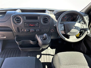 Renault Master 2018 SL28 BUSINESS DCI P/V QUICKSHIFT wheelchair & scooter accessible WAV 16