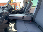 Renault Master 2018 SL28 BUSINESS DCI P/V QUICKSHIFT wheelchair & scooter accessible WAV 24