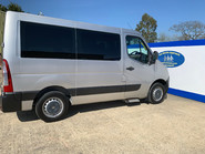 Renault Master 2018 SL28 BUSINESS DCI P/V QUICKSHIFT wheelchair & scooter accessible WAV 12