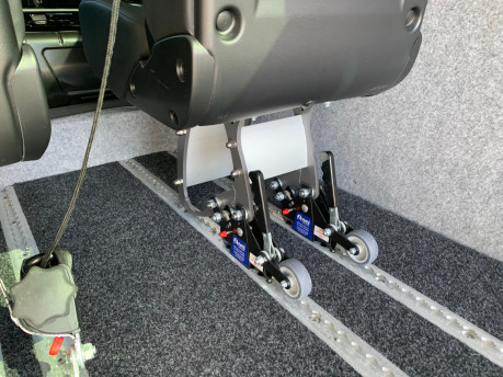 Renault Master 2018 SL28 BUSINESS DCI P/V QUICKSHIFT wheelchair & scooter accessible WAV 9