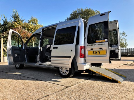Ford Transit Connect 2013 T230 TREND Wheelchair Accessible Vehicle WAV