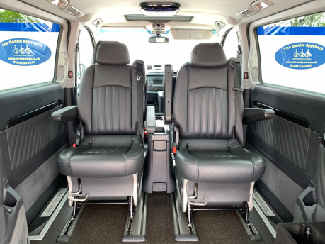 Mercedes-Benz Viano 2010 122 CDI BLUEEFFICENCY AMBIENTE wheelchair & scooter accessible vehicle 10
