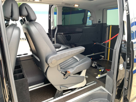 Mercedes-Benz Viano 2010 122 CDI BLUEEFFICENCY AMBIENTE wheelchair & scooter accessible vehicle 22