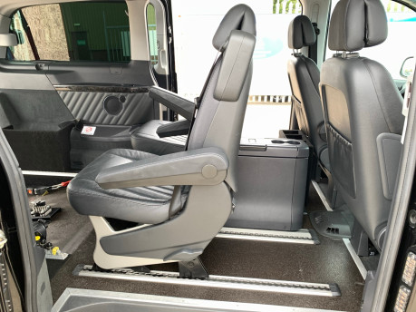 Mercedes-Benz Viano 2010 122 CDI BLUEEFFICENCY AMBIENTE wheelchair & scooter accessible vehicle 23