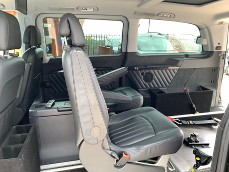 Mercedes-Benz Viano 2010 122 CDI BLUEEFFICENCY AMBIENTE wheelchair & scooter accessible vehicle 26