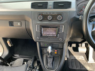 Volkswagen Caddy Life 2016 C20 LIFE TDI upfront wheelchair & scooter accessible vehicle WAV 13