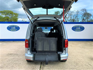 Volkswagen Caddy Life 2016 C20 LIFE TDI upfront wheelchair & scooter accessible vehicle WAV 6
