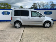Volkswagen Caddy Life 2016 C20 LIFE TDI upfront wheelchair & scooter accessible vehicle WAV 21