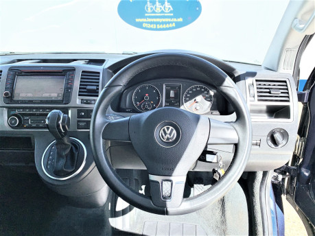 Volkswagen Caravelle 2014 EXEC TDI BLUEMOTION TECH wheelchair & scooter accessible vehicle WAV 23
