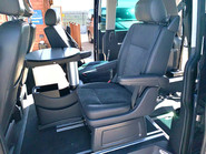 Volkswagen Caravelle 2014 EXEC TDI BLUEMOTION TECH wheelchair & scooter accessible vehicle WAV 16