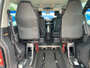 Volkswagen Caravelle 2014 EXEC TDI BLUEMOTION TECH wheelchair & scooter accessible vehicle WAV 10
