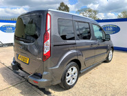 Ford Tourneo Connect 2018 TITANIUM TDCI Wheelchair & scooter accessible vehicle WAV 24