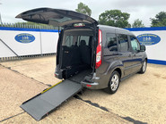 Ford Tourneo Connect 2018 TITANIUM TDCI Wheelchair & scooter accessible vehicle WAV 30