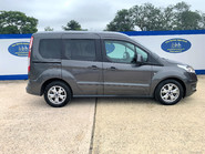 Ford Tourneo Connect 2018 TITANIUM TDCI Wheelchair & scooter accessible vehicle WAV 26