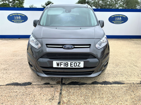 Ford Tourneo Connect 2018 TITANIUM TDCI Wheelchair & scooter accessible vehicle WAV 3