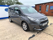Ford Tourneo Connect 2018 TITANIUM TDCI Wheelchair & scooter accessible vehicle WAV 2