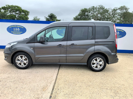 Ford Tourneo Connect 2018 TITANIUM TDCI Wheelchair & scooter accessible vehicle WAV 28