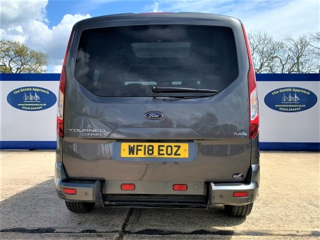 Ford Tourneo Connect 2018 TITANIUM TDCI Wheelchair & scooter accessible vehicle WAV 5