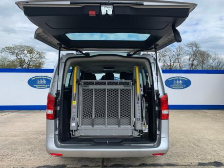 Mercedes-Benz Vito 2017 114 BLUETEC TOURER SELECT wheelchair & scooter accessibe vehicle WAV 6