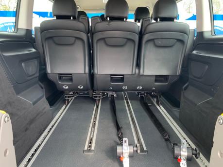 Mercedes-Benz Vito 2017 114 BLUETEC TOURER SELECT wheelchair & scooter accessibe vehicle WAV 12