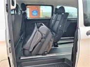 Mercedes-Benz Vito 2017 114 BLUETEC TOURER SELECT wheelchair & scooter accessibe vehicle WAV 17
