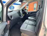 Mercedes-Benz Vito 2017 114 BLUETEC TOURER SELECT wheelchair & scooter accessibe vehicle WAV 23
