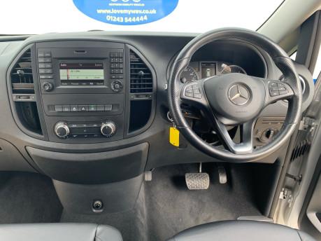 Mercedes-Benz Vito 2017 114 BLUETEC TOURER SELECT wheelchair & scooter accessibe vehicle WAV 20