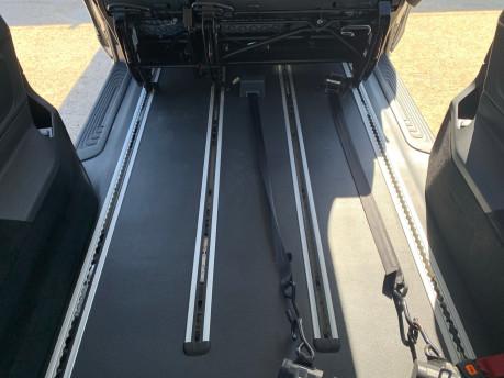 Mercedes-Benz Vito 2017 114 BLUETEC TOURER SELECT wheelchair & scooter accessibe vehicle WAV 11