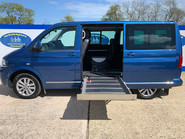 Volkswagen Caravelle 2015 EXEC TDI BLUEMOTION TECH wheelchair & scooter accessible vehicle WAV 13
