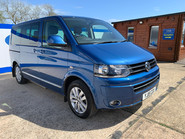 Volkswagen Caravelle 2015 EXEC TDI BLUEMOTION TECH wheelchair & scooter accessible vehicle WAV 2