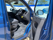 Volkswagen Caravelle 2015 EXEC TDI BLUEMOTION TECH wheelchair & scooter accessible vehicle WAV 15