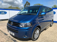 Volkswagen Caravelle 2015 EXEC TDI BLUEMOTION TECH wheelchair & scooter accessible vehicle WAV 4