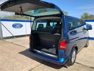 Volkswagen Caravelle 2015 EXEC TDI BLUEMOTION TECH wheelchair & scooter accessible vehicle WAV 26