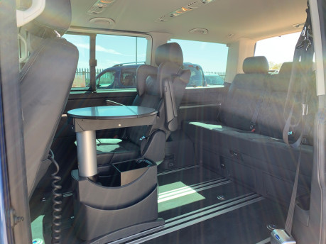 Volkswagen Caravelle 2015 EXEC TDI BLUEMOTION TECH wheelchair & scooter accessible vehicle WAV 23