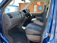 Volkswagen Caravelle 2015 EXEC TDI BLUEMOTION TECH wheelchair & scooter accessible vehicle WAV 20