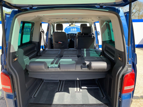 Volkswagen Caravelle 2015 EXEC TDI BLUEMOTION TECH wheelchair & scooter accessible vehicle WAV 7