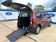 Peugeot Rifter 2020 PURETECH S/S ALLURE L wheelchair & scooter accessible vehicle WAV 29