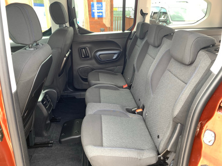 Peugeot Rifter 2020 PURETECH S/S ALLURE L wheelchair & scooter accessible vehicle WAV 17