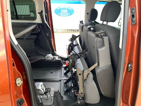 Peugeot Rifter 2020 PURETECH S/S ALLURE L wheelchair & scooter accessible vehicle WAV 20