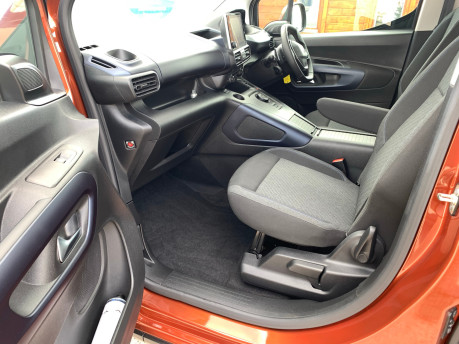 Peugeot Rifter 2020 PURETECH S/S ALLURE L wheelchair & scooter accessible vehicle WAV 22