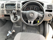 Volkswagen Caravelle 2013 SE TDI BLUEMOTION TECH Wheelchair & scooter accessible vehicle WAV 12