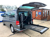 Volkswagen Caravelle 2013 SE TDI BLUEMOTION TECH Wheelchair & scooter accessible vehicle WAV