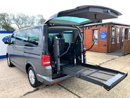 Volkswagen Caravelle 2013 SE TDI BLUEMOTION TECH Wheelchair & scooter accessible vehicle WAV 1