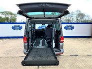 Volkswagen Caravelle 2013 SE TDI BLUEMOTION TECH Wheelchair & scooter accessible vehicle WAV 7