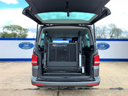 Volkswagen Caravelle 2013 SE TDI BLUEMOTION TECH Wheelchair & scooter accessible vehicle WAV 6