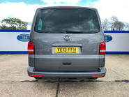 Volkswagen Caravelle 2013 SE TDI BLUEMOTION TECH Wheelchair & scooter accessible vehicle WAV 5