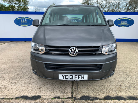 Volkswagen Caravelle 2013 SE TDI BLUEMOTION TECH Wheelchair & scooter accessible vehicle WAV 3